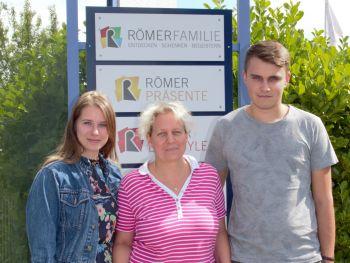 """roemer mitarbeiter - RömerFamilie mit neuen """"Familienmitgliedern"""""""