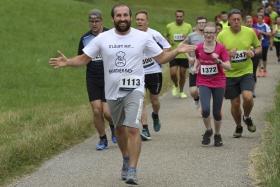 schneiderrun 2 - 3. Schneider-Run: Teilnehmerrekord