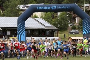 3. Schneider-Run: Teilnehmerrekord