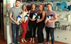 Verticas: Fünf neue Nachwuchskräfte