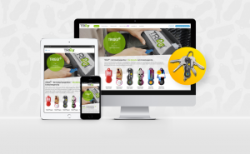 Pins & mehr relauncht Homepage