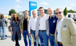 Dino: Umzug und Neueröffnung