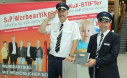 Werbeartikelmesse NRW: Besucherstrom blieb aus