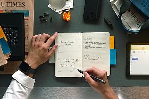Moleskine Smart Writing System - Moleskine: Studie zur Handschrift im digitalen Zeitalter