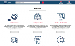 TLN Trade Company: Neue Homepage