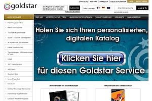 Goldstar: Neuer Katalogservice