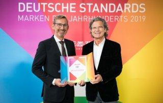 """alfi Marke des Jahrhunderts 2019 320x202 - alfi als """"Marke des Jahrhunderts"""" ausgezeichnet"""