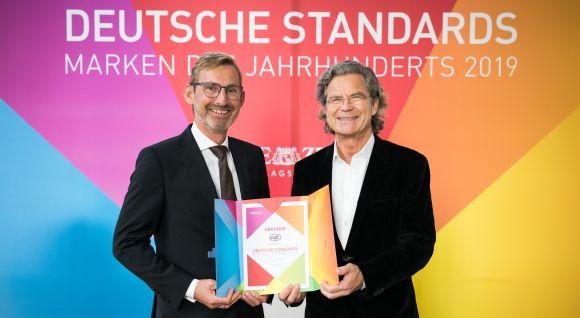 """alfi Marke des Jahrhunderts 2019 2 - alfi als """"Marke des Jahrhunderts"""" ausgezeichnet"""