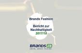 Brands Fashion: Nachhaltigkeitsbericht veröffentlicht