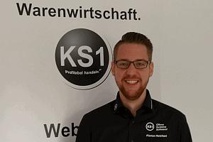 Florian Reicher vorschau - Neuer Azubi bei Offene Systeme Software!