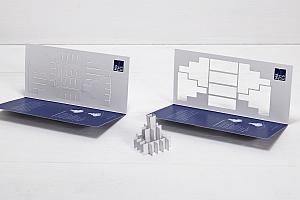 Einladungskarte mit 3d Steckspiel - Sponsored Content