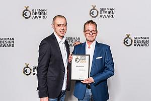 GDA Deniz Reiner - German Design Award für Brainbow