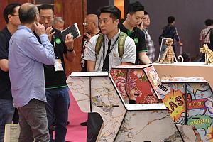 HK Gifts and Premium Fair 3 - Hong Kong Gifts & Premium Fair: Angesagte Präsentideen