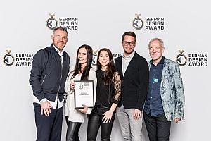 Koziol GDA19 Aptawelt Esslernteller - koziol erhält German Design Award 2019