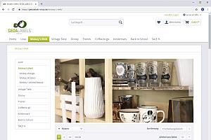 Shop Mickeys Welt - Geda Labels: Neuer Webshop