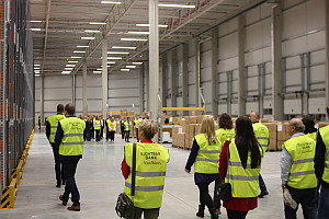 newwave 332 2 - New Wave eröffnet neues Logistikzentrum