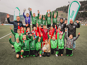 2019UmaCupSiegerF Jugend - uma Junior Cup 2019: Nur Sieger