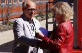 Klio-Eterna: Verabschiedung in den Ruhestand