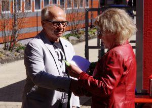 klio verab - Klio-Eterna: Verabschiedung in den Ruhestand