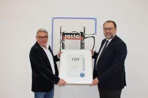 """rastal 2 - Ausstellung zu """"100 Jahre Rastal"""" eröffnet"""