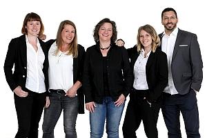VertriebsteamSND 1 - SND: Neues Vertriebsinnendienst-Team