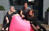 Pinkcube: Drei Neuzugänge