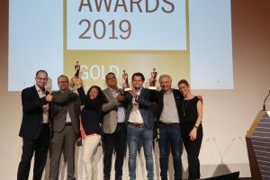 promoswiss award 19v - Promoswiss-Award 2019 verliehen