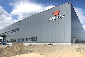 halfar news 27072019 - Halfar: Neues Logistikzentrum