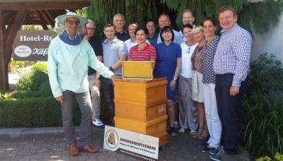 ideenplus bienen - IdeenPlusMarken: Patenschaft für Bienen