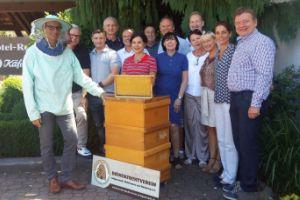 ideenplus bienen v - IdeenPlusMarken: Patenschaft für Bienen