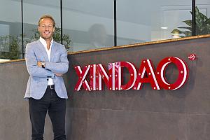 Albert van der Veen, CEO von Xindao.