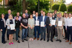 dommer auszeichnung v - Dommer: Auszeichnung für Öko-Engagement