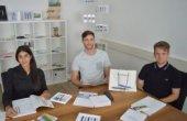Ritter-Pen: Drei neue Nachwuchskräfte