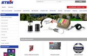 Stein: Neuer Webshop