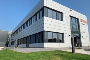 mbw - mbw: Neuer Firmensitz