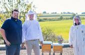 Jung since 1828 startet Bienenprojekt
