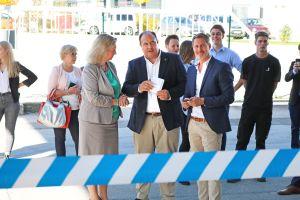 eidex schreyer 1 - Eidex: Arbeitsministerin Schreyer zu Besuch