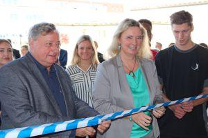 eidex schreyer 2 - Eidex: Arbeitsministerin Schreyer zu Besuch