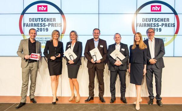 fairnesspreis flyeralarm - Flyeralarm gewinnt Fairness-Preis