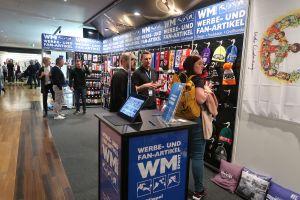 hsv merchandisingmesse 1 - HSV Merchandising Messe: Über'm Platz