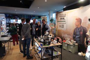 hsv merchandisingmesse 2 - HSV Merchandising Messe: Über'm Platz