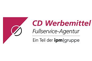 05 cd werbemittel logo keyvisual v2 - ipm-Gruppe übernimmt CD Werbemittel
