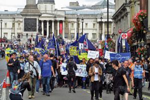 London September 9 2017 50 Peoples March For Europe 36728195660 - Nachhaltig gegen den Stillstand