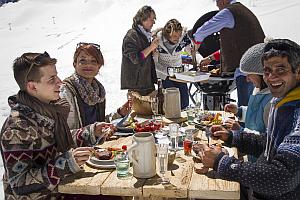 Wintergrillen ROESLE 1 - Rösle: Sponsor beim Skisprung-Weltcup