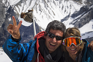 Wintergrillen ROESLE 2 - Rösle: Sponsor beim Skisprung-Weltcup