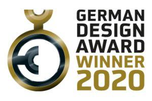 germandesignaward20 - Schneider: Doppelt ausgezeichnet