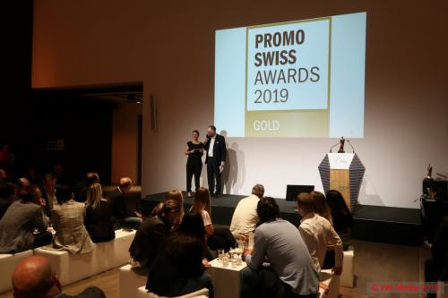 Promoswiss Award 07 DCE