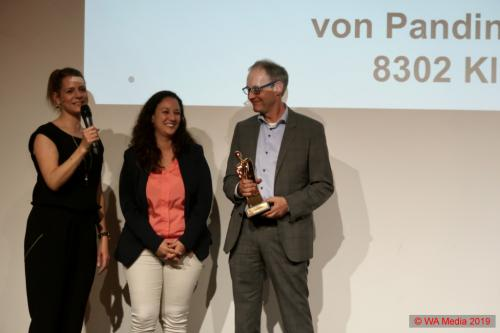 Promoswiss Award 11 DCE