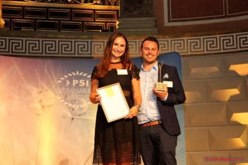 PSI Sustainability Award 11 DCE