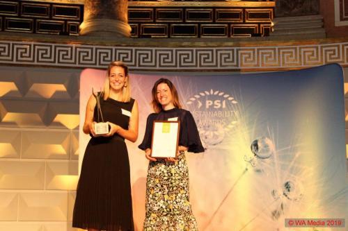 PSI Sustainability Award 14 DCE